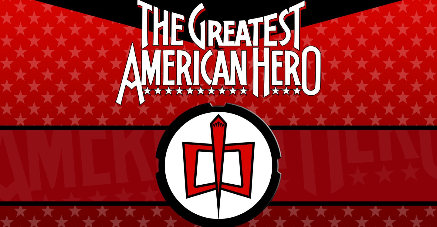 The Greatest American Hero backdrop 1