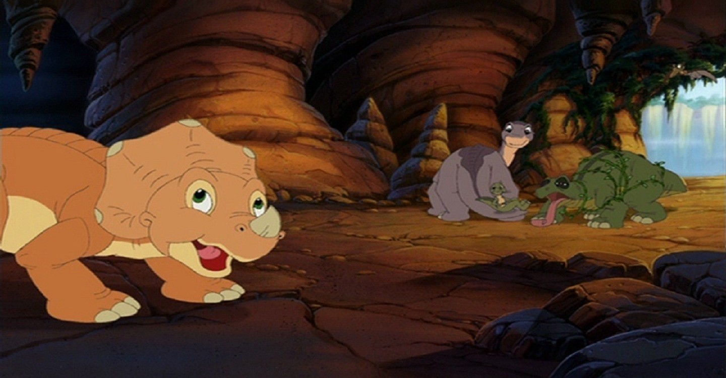 the land before time vii the stone of cold fire streaming