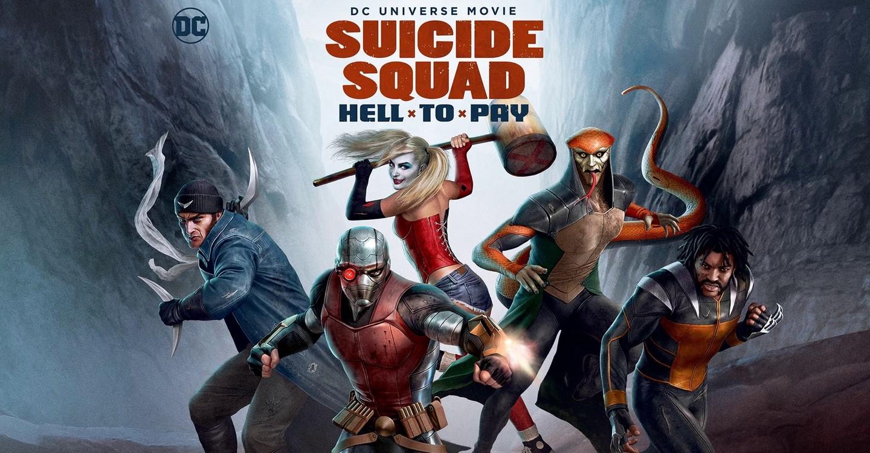 Escuadrón Suicida: Consecuencias infernales