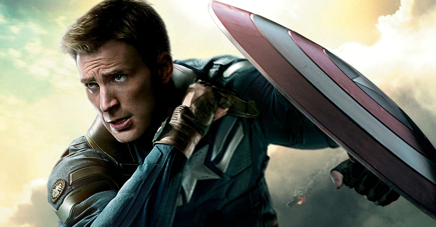 Captain America: The Winter Soldier backdrop 1