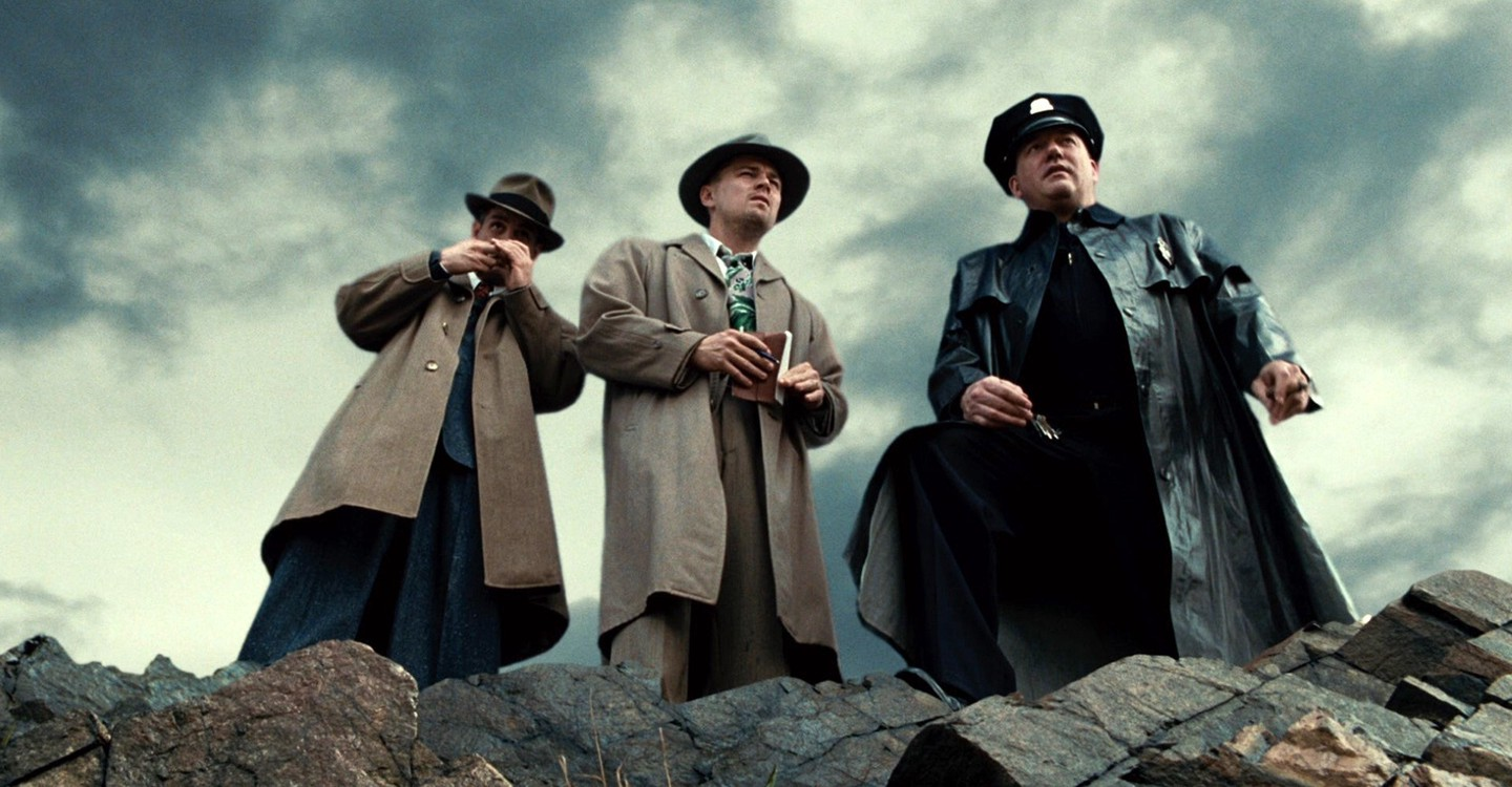 Shutter Island backdrop 1