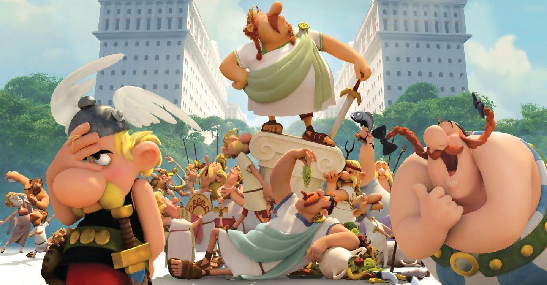 Asterix im Land der Götter