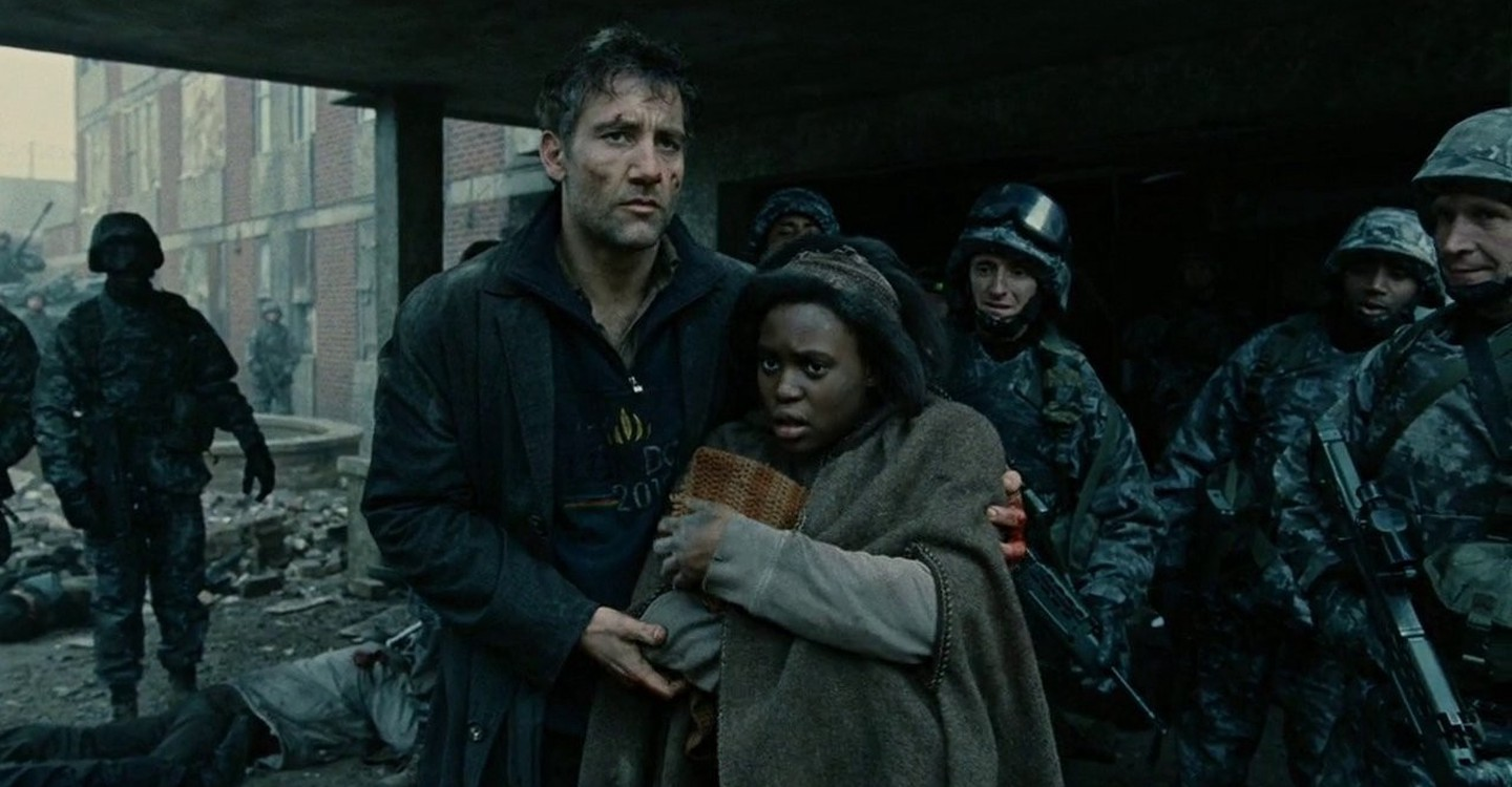 Children of Men backdrop 1