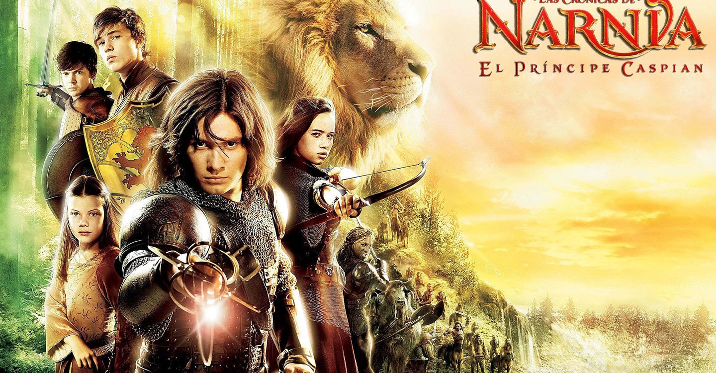 The Chronicles of Narnia: Prince Caspian backdrop 1