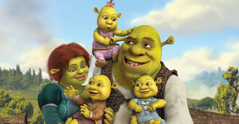 Shrek 4: Ikuinen Onni