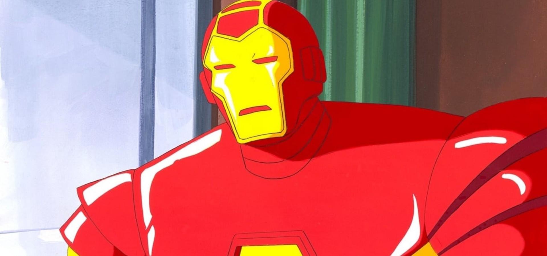 Iron Man, La serie animada