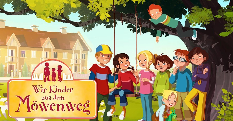 Nós crianças de Möwenweg