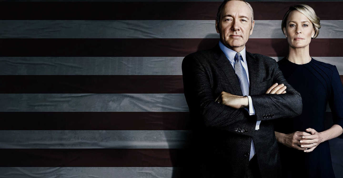 house of cards - stream tv show online