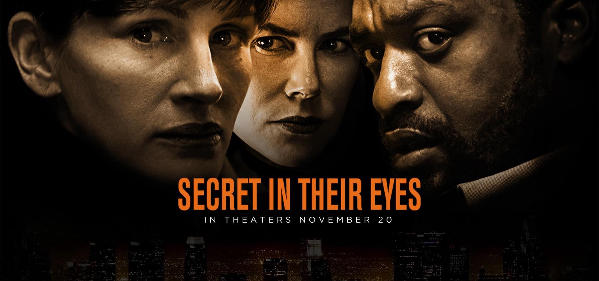 Secretul din ochii lor