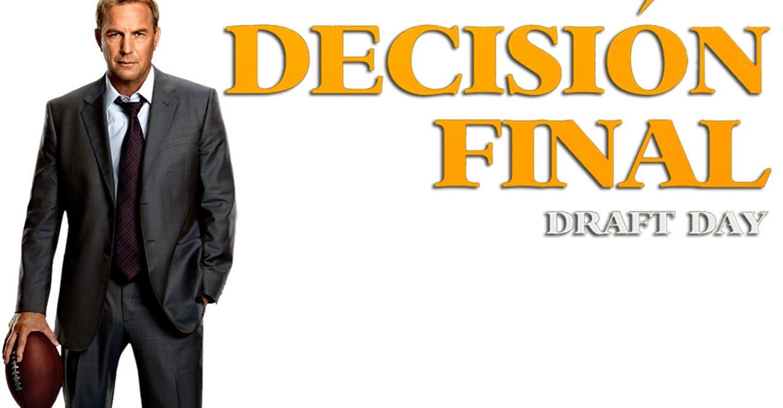 Decisión final
