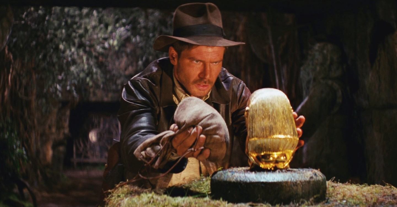 Indiana Jones a Dobyvatelé ztracené archy