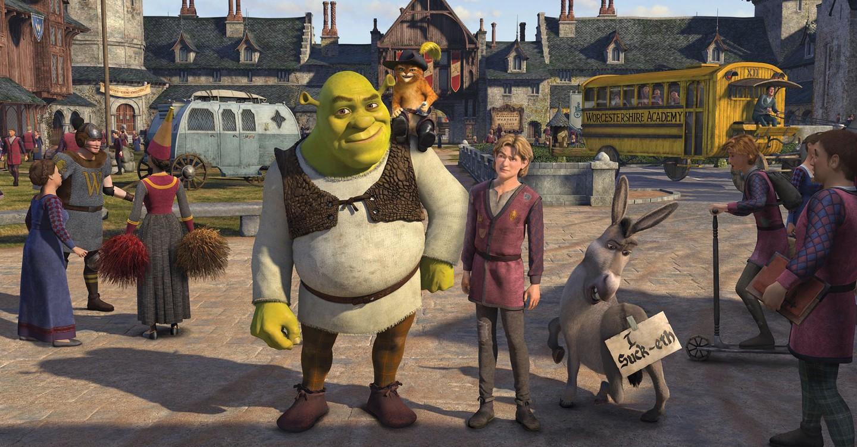 Shrek, o Terceiro