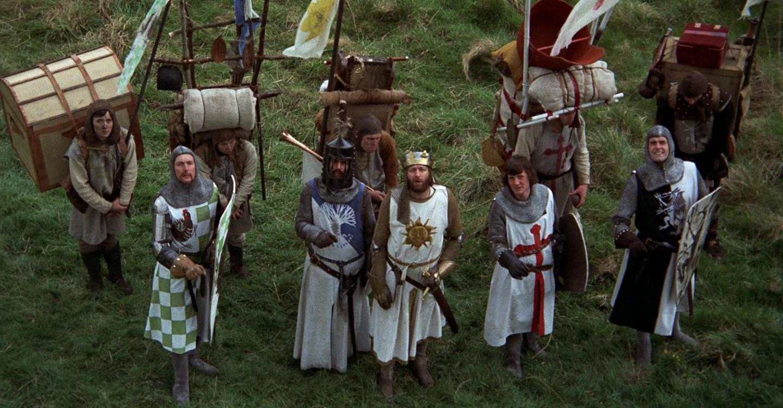 Monty Python: Sacré Graal!