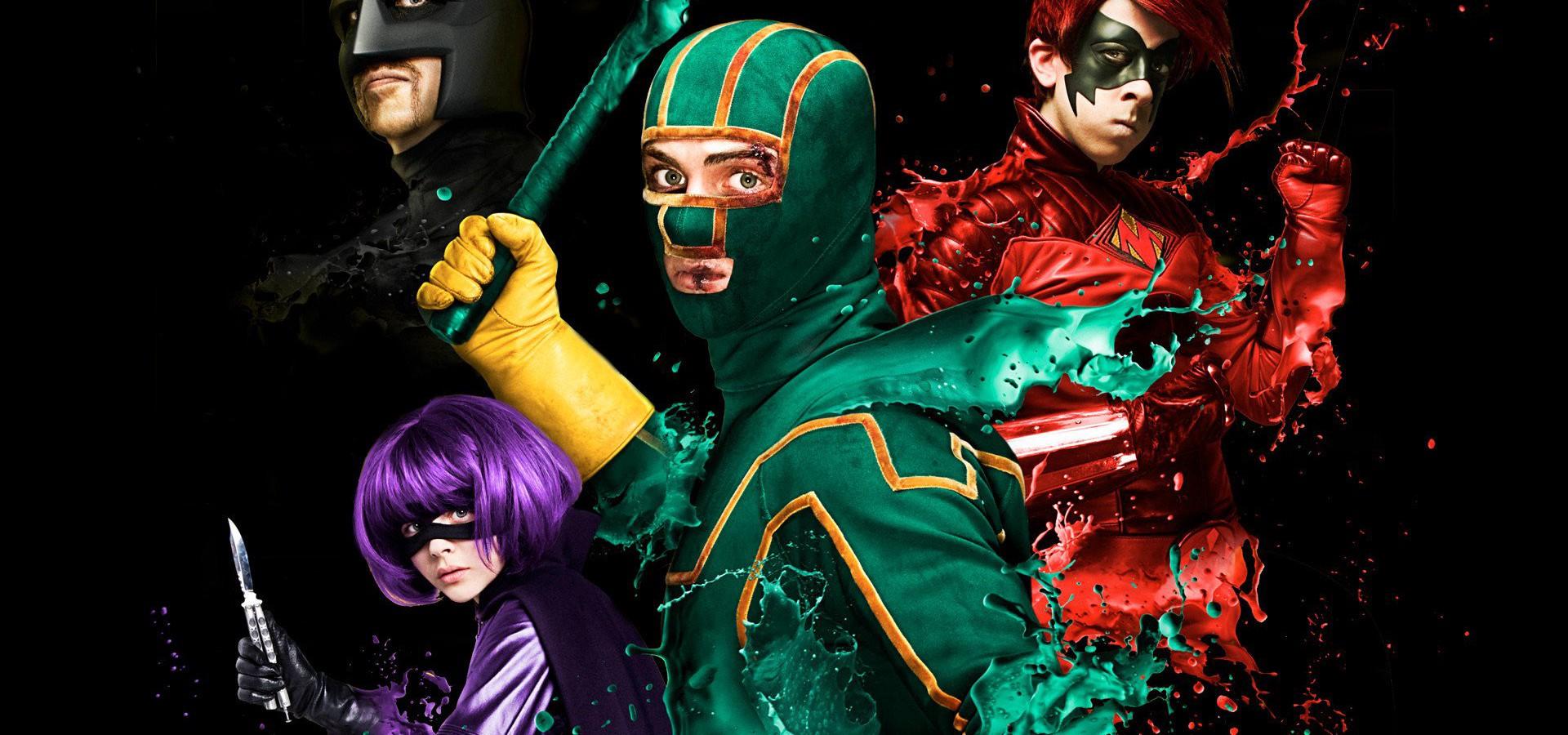 Kick-Ass - O Novo Super-Herói