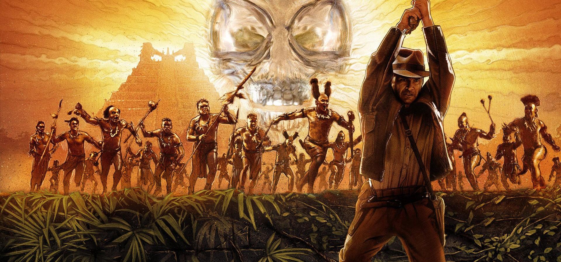 Indiana Jones și regatul craniului de cristal