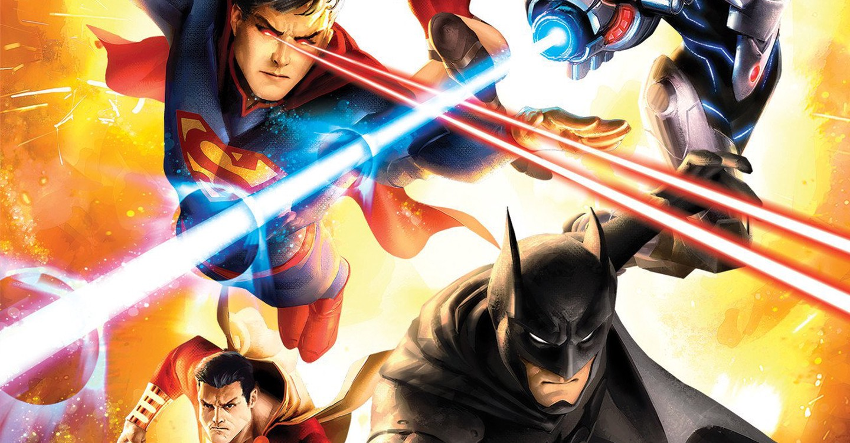 La Liga de la Justicia: Guerra