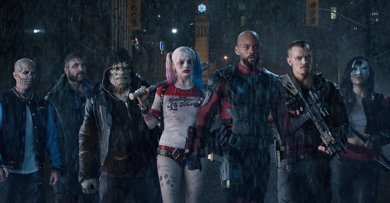 Suicide Squad backdrop 1