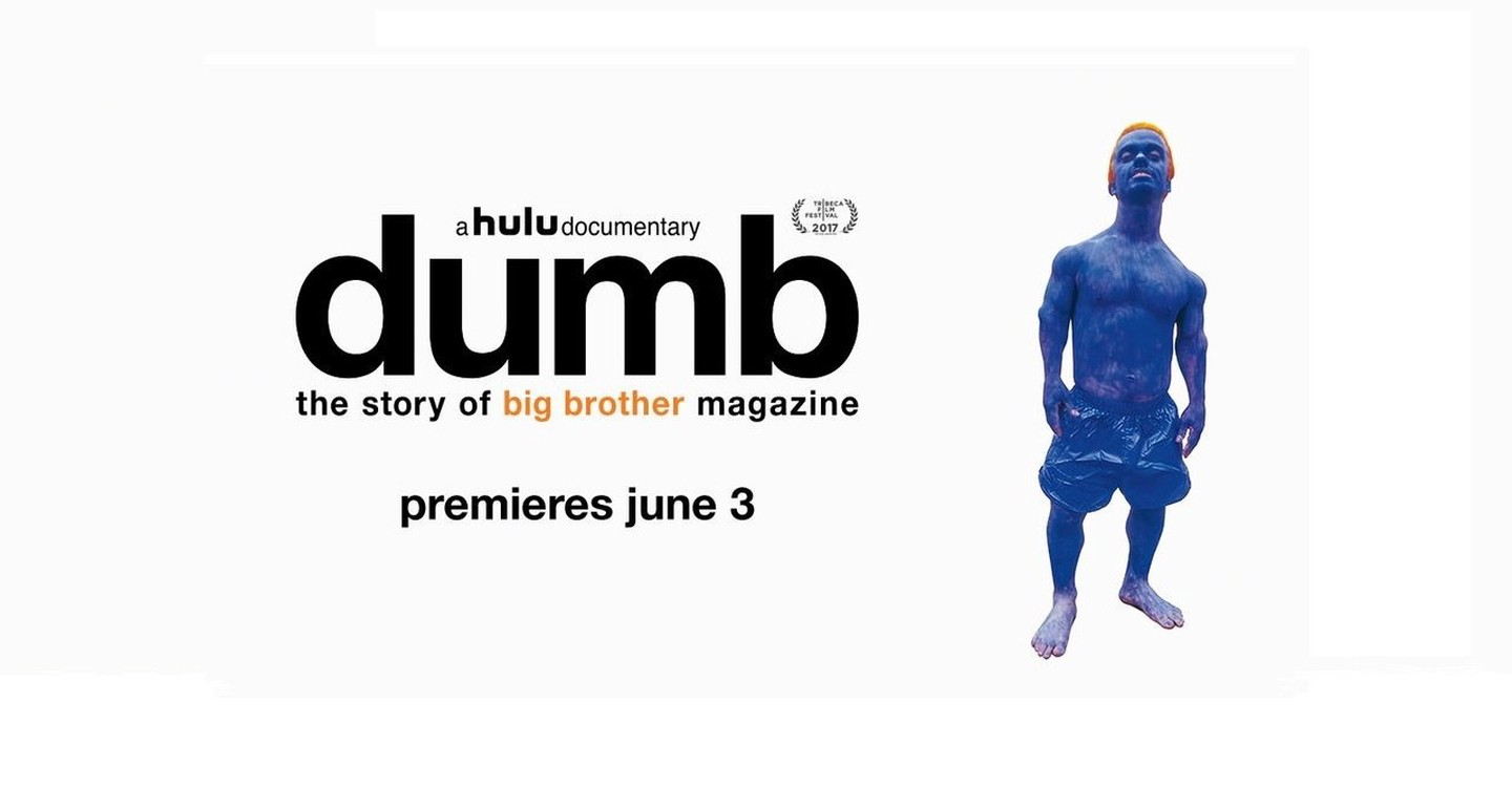 Dumb: The Story of Big Brother Magazine backdrop 1