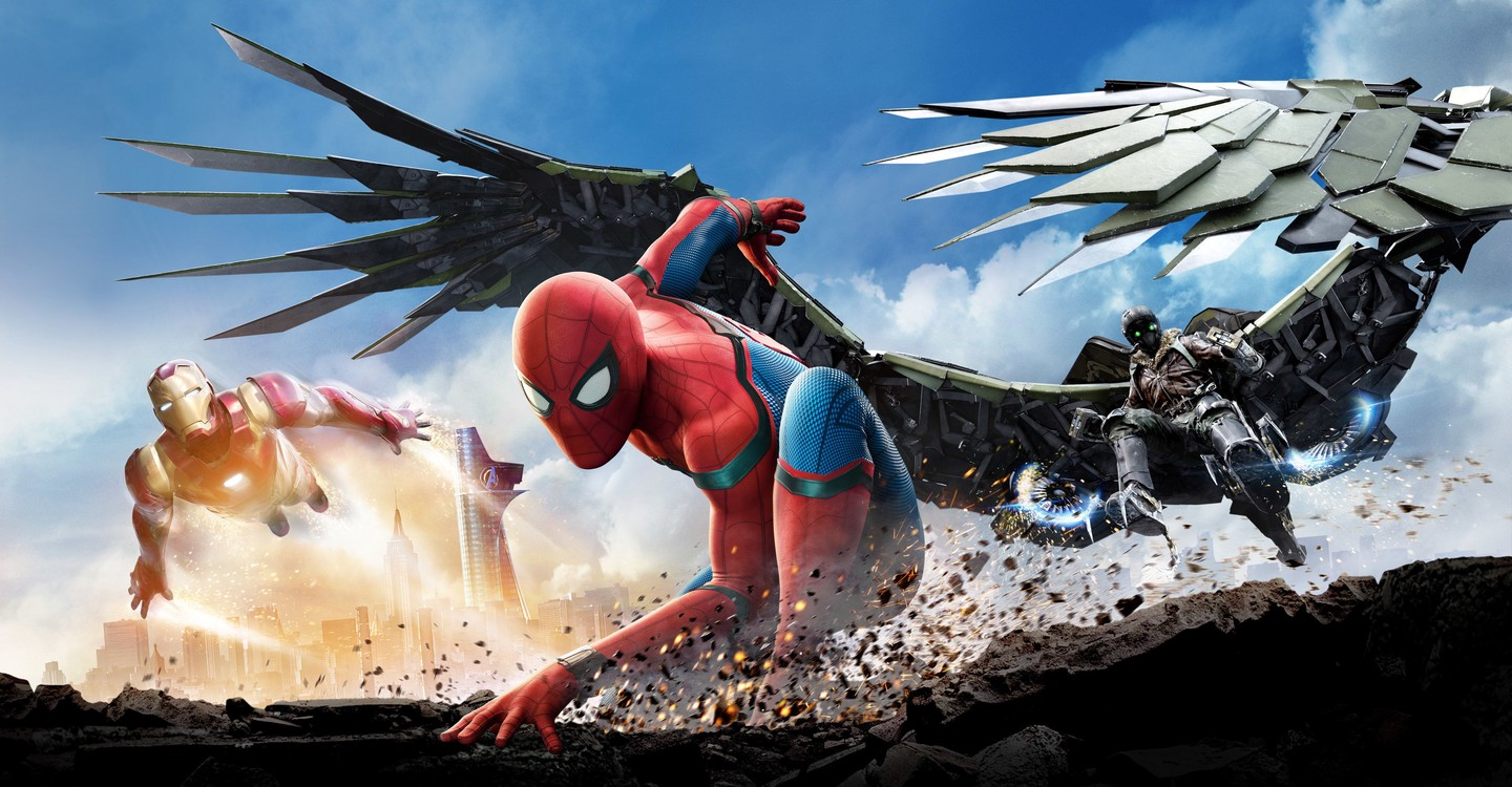 Spider-Man: Homecoming backdrop 1