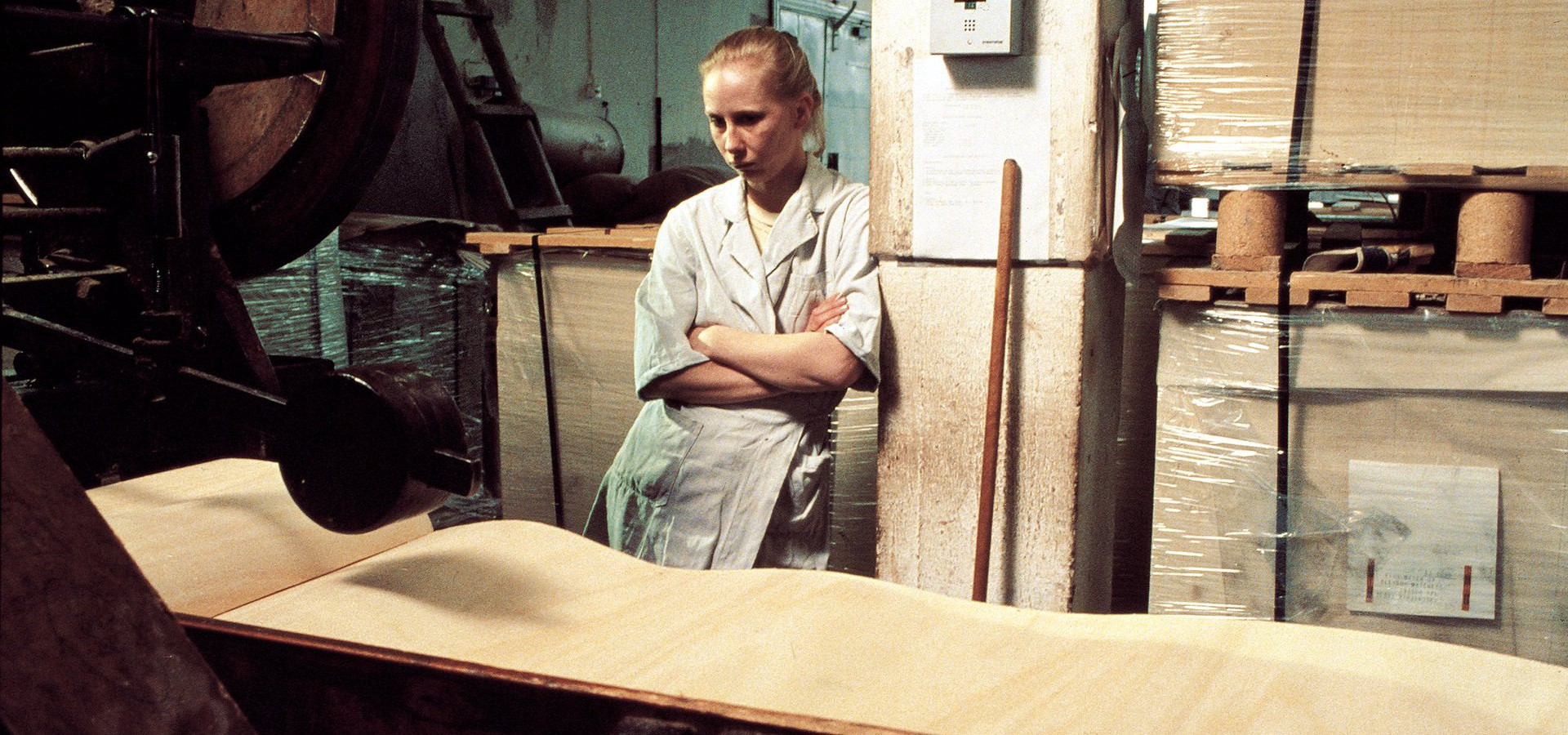 Das Mädchen aus der Streichholzfabrik