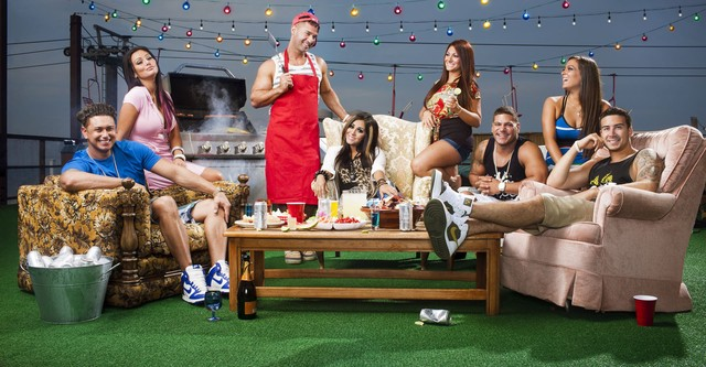 Jersey Shore - watch tv show streaming online