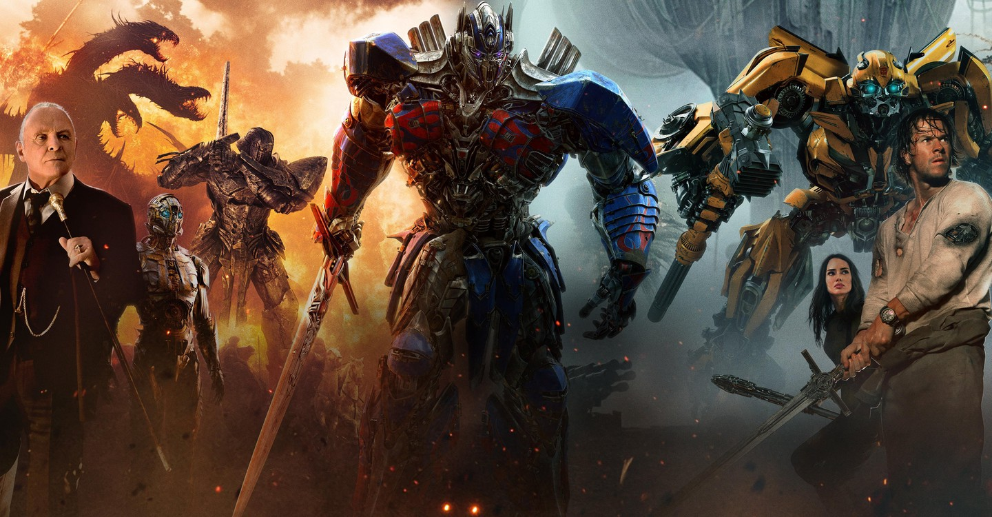 Transformers: The Last Knight backdrop 1