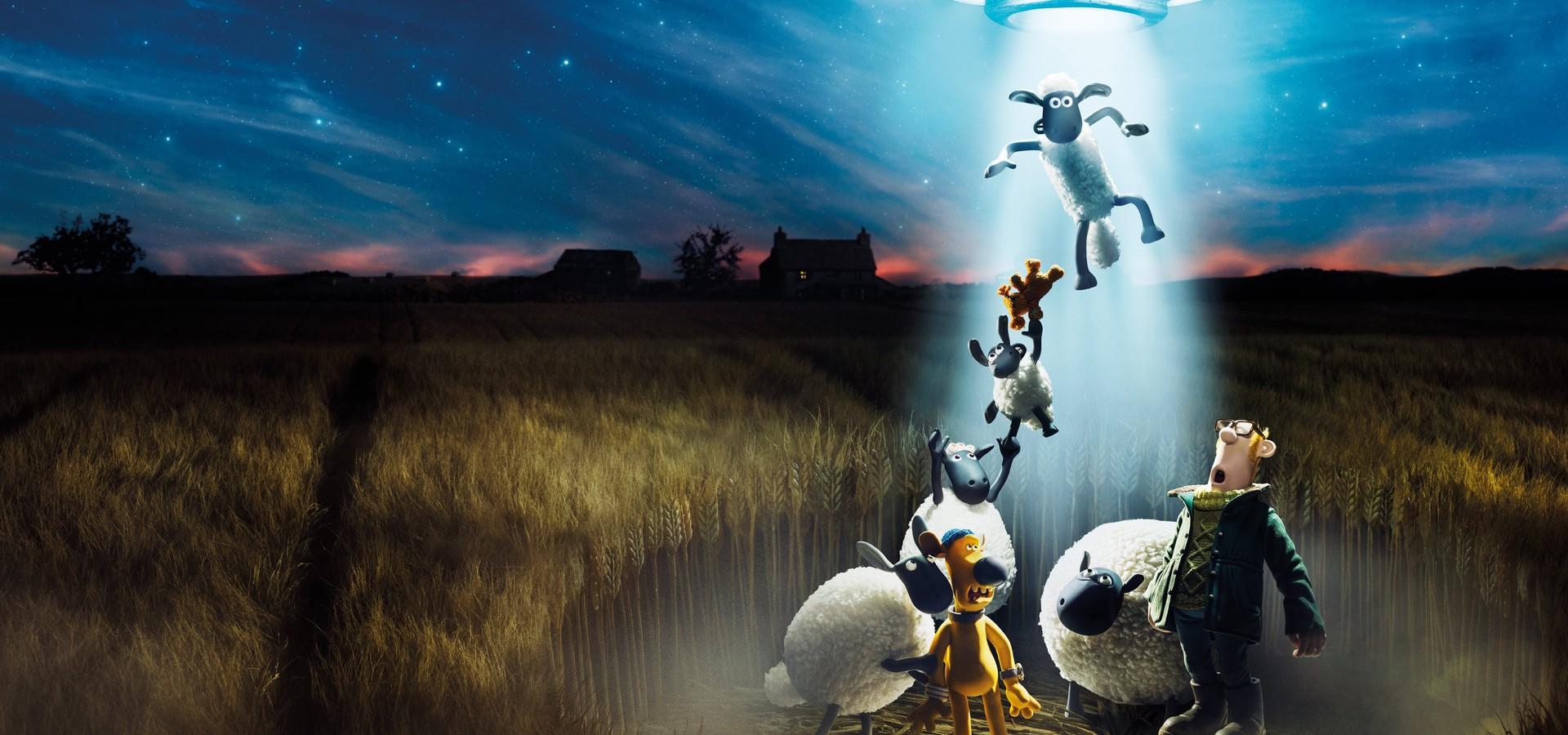 La oveja Shaun, la película Granjaguedón