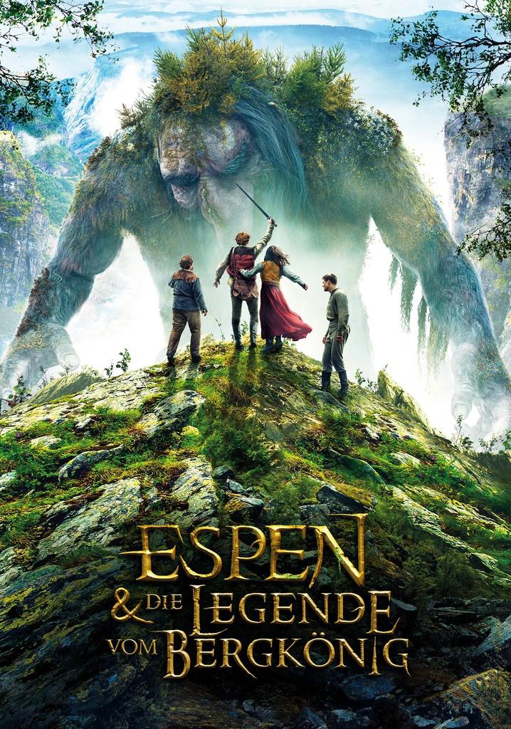 Espen und die Legende vom Bergkönig