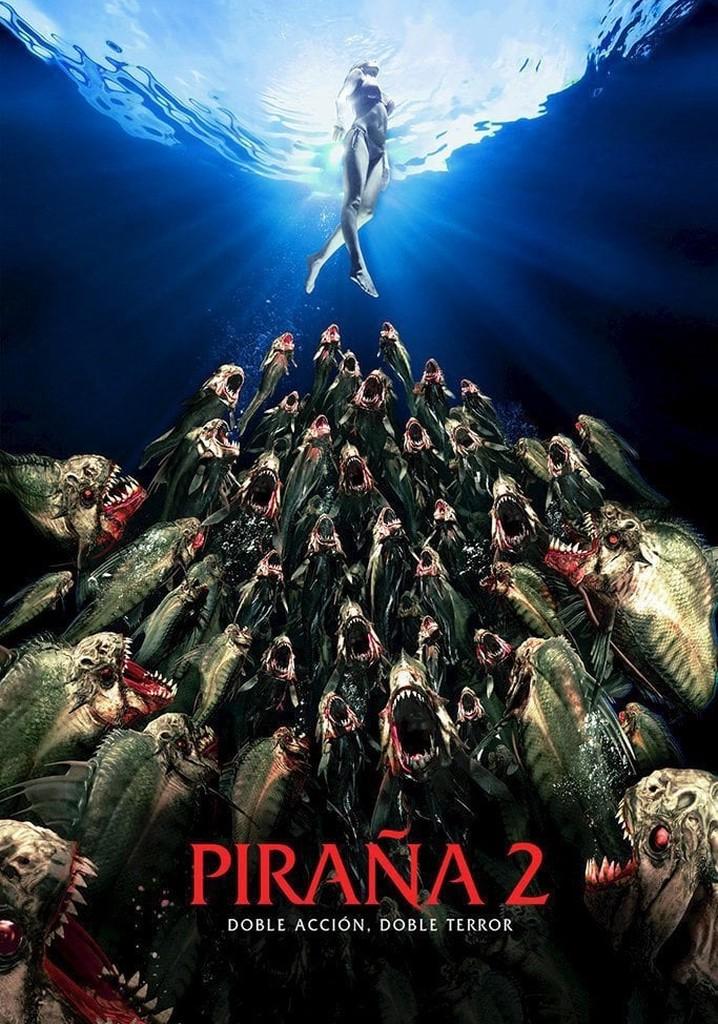 Piraña 2 (Piranha 3DD)