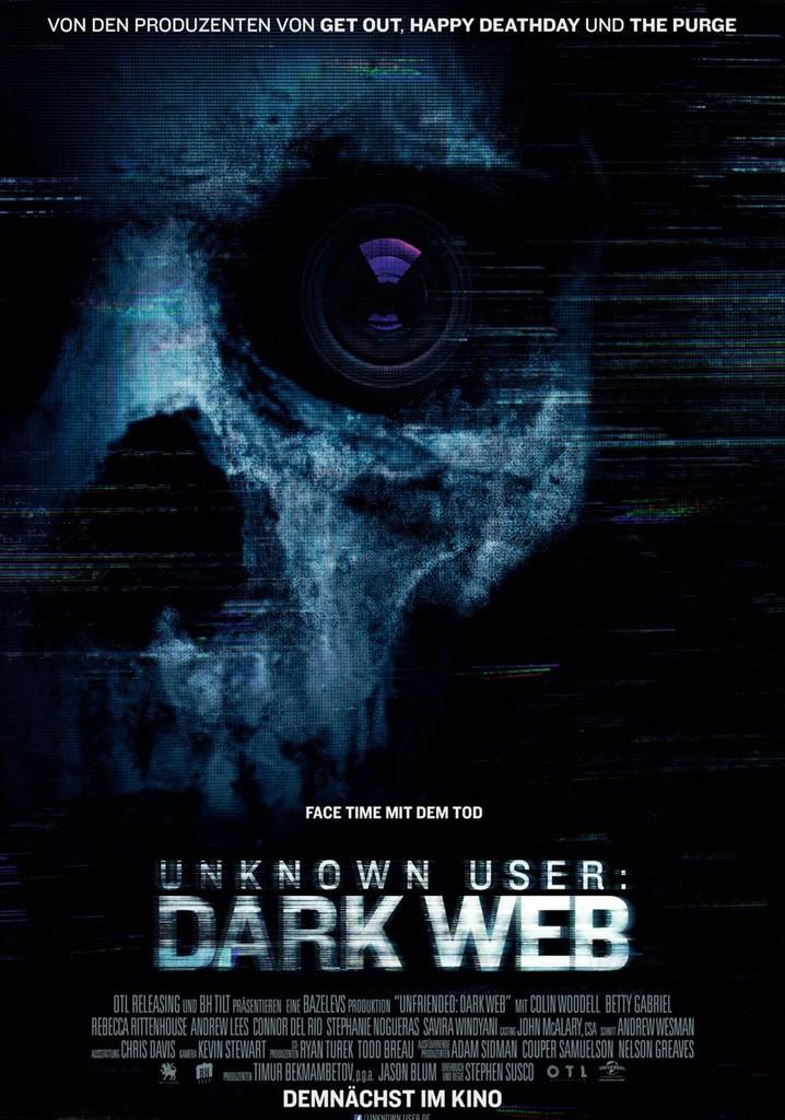 Unknown User - Dark Web