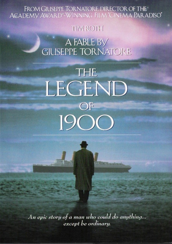 The Legend of 1900 poster