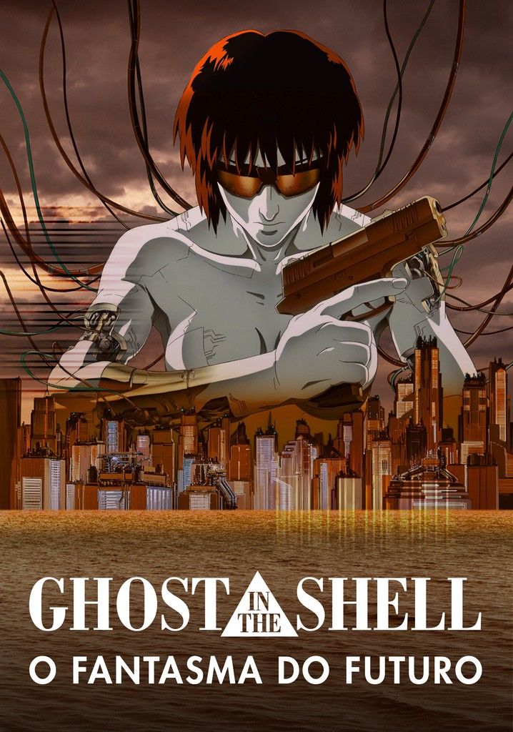 Ghost in the Shell: Cidade Assombrada