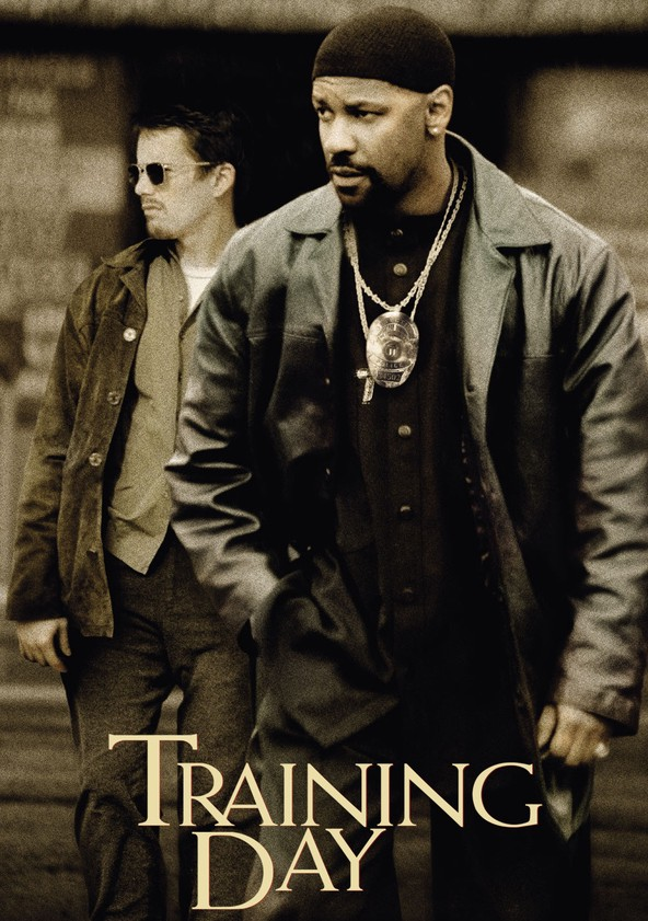 Training Day poster