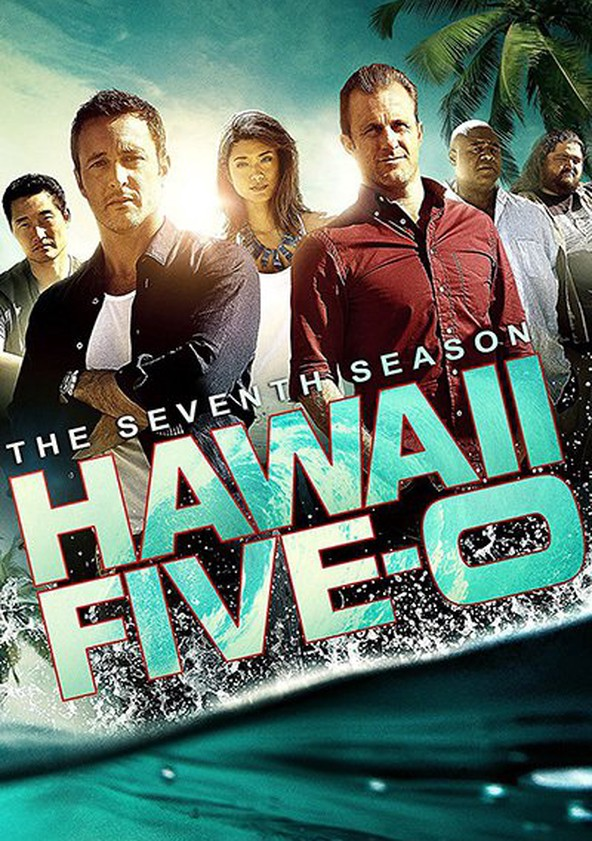 Hawaii Five 0 Staffel 7 Poster