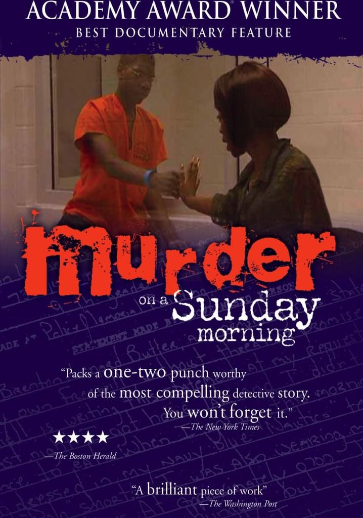 Murder on a Sunday Morning