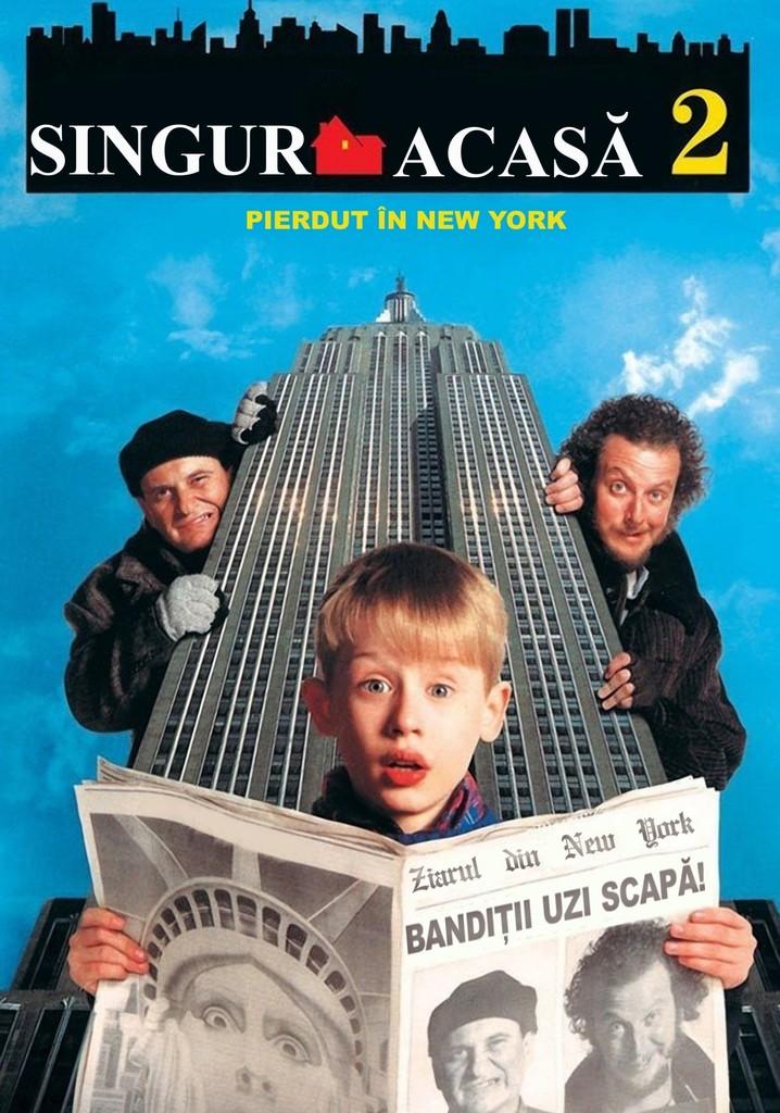 Singur acasă 2: Pierdut în New York