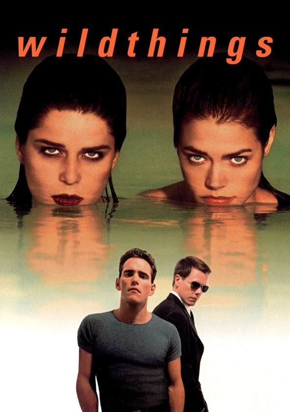 Wild Things poster