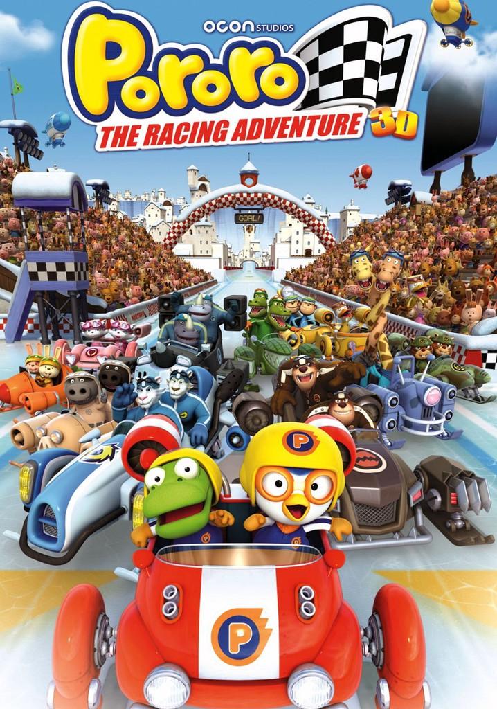 Pororo: The Racing Adventure