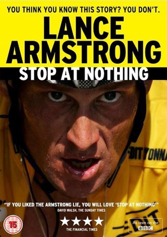 Stop at Nothing: The Lance Armstrong Story