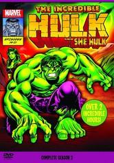 The Incredible Hulk and She-Hulk