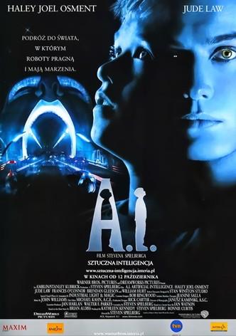 A.I. Sztuczna Inteligencja