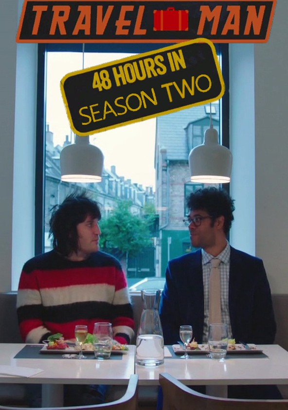 Travel Man: 48 Hours in... Season 2 poster