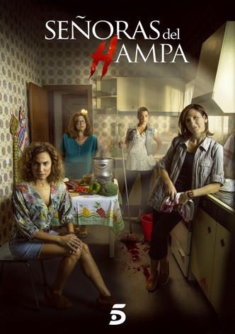 Las mujeres del (H)Ampa