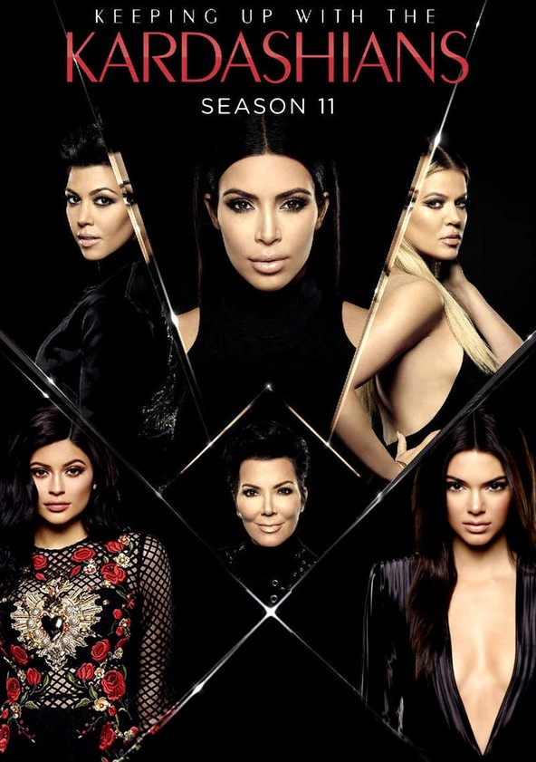 Keeping Up with the Kardashians Season 11 poster