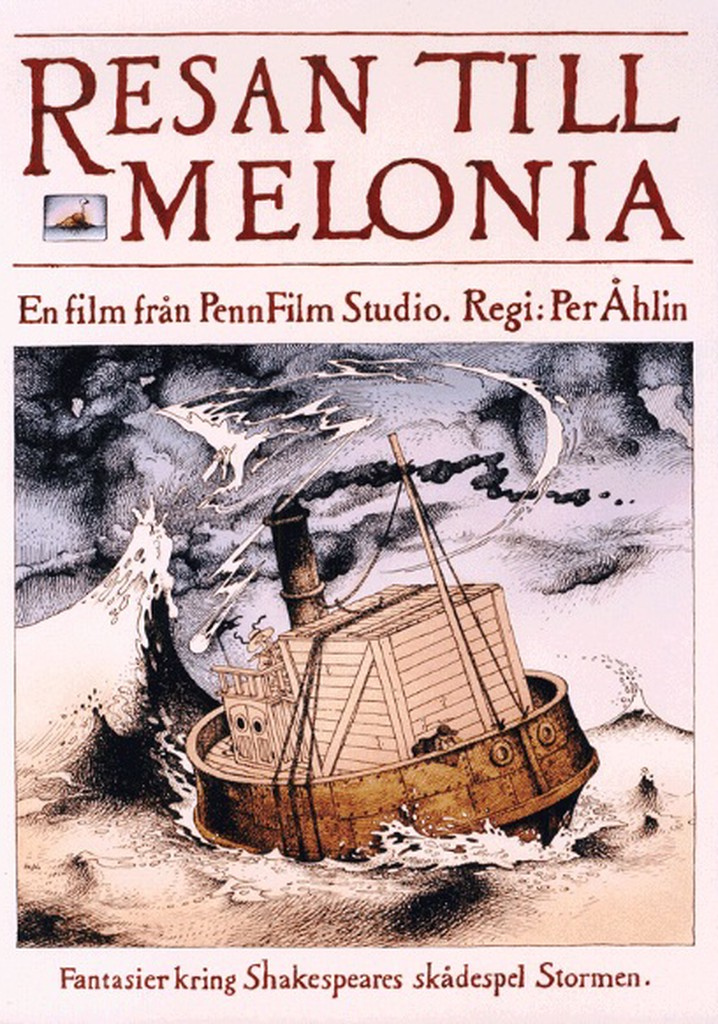 The Journey to Melonia