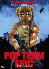 POP TEAM EPIC TV Special