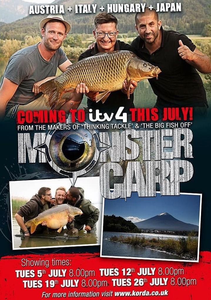Monster Carp