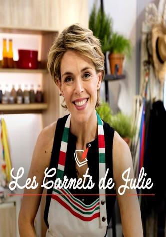 Las recetas de Julie