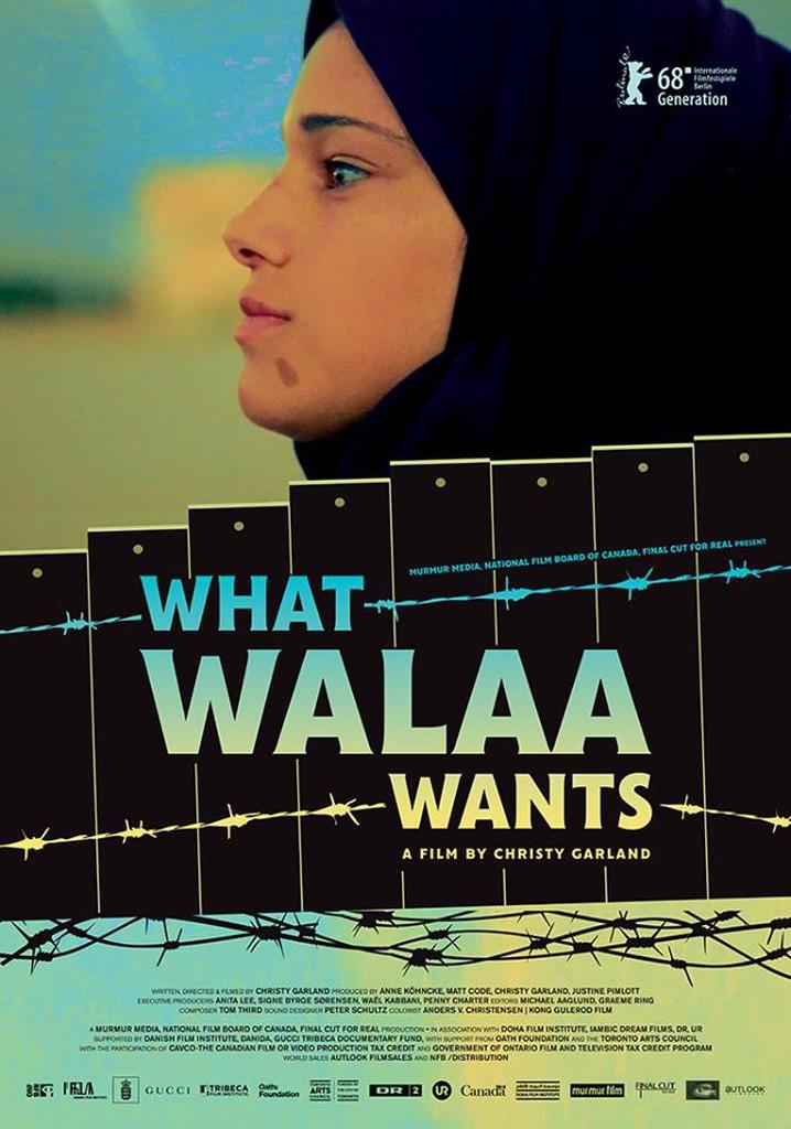 What Walaa Wants