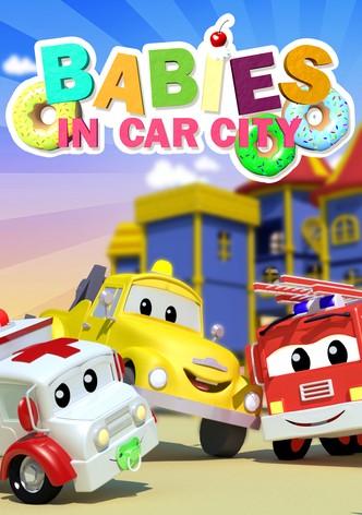 Los bebés de Auto City